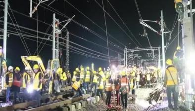 動能轉換:膠濟客專改道 助力濟青高鐵建設