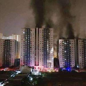 [新華簡訊]越南胡志明市一高層公寓發生火災13人死亡