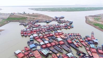 江西:鄱陽湖進入全湖禁漁期