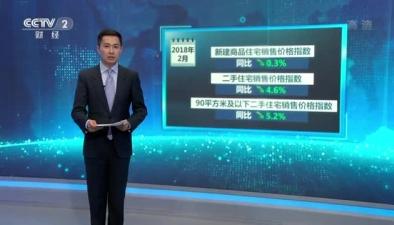 2月北京住宅銷售價格指數環比普降