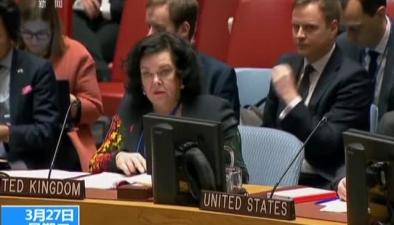 """紐約:聯合國官員呼吁推進巴以""""兩國方案"""""""