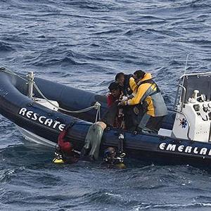 [新华简讯]一艘偷渡船在摩洛哥北部海域失事