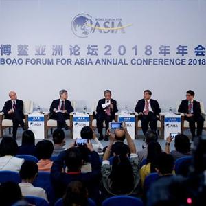 深化改革扩大开放 共商世界的未来