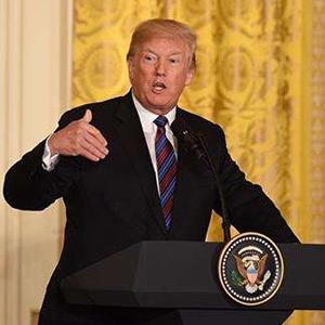 特朗普说将于5月或6月初与金正恩会面