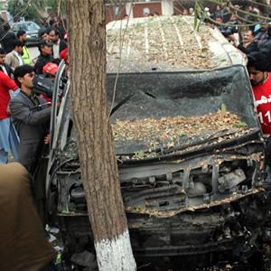 [國際早報]巴基斯坦發生自殺式襲擊