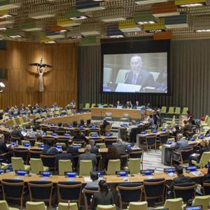 聯大建設與維持和平高級別會議關注衝突預防及外交努力