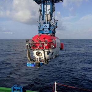 一個陶罐!我國首次深海考古有發現