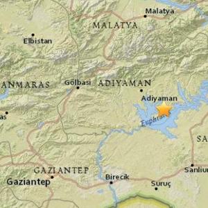 土耳其發生5.1級地震造成39人受傷