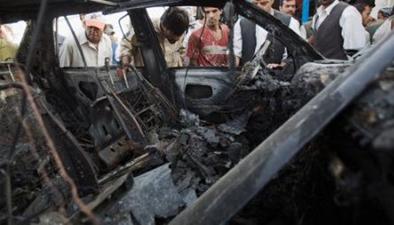 新聞鏈接:選舉臨近 阿富汗各地襲擊頻發