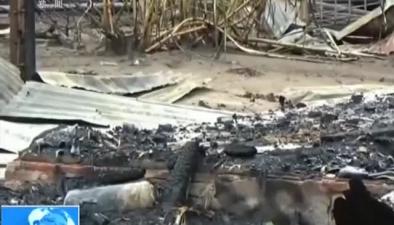 印尼:一非法開採油井起火 數十人死傷