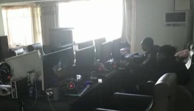 連雲港:警方偵破特大遊戲外挂案斬斷遊戲外挂制作銷售犯罪産業鏈