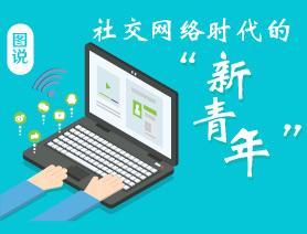 """圖説社交網絡時代的""""新青年"""""""