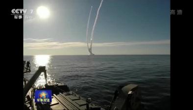 俄羅斯新型核潛艇一次齊射四枚彈道導彈