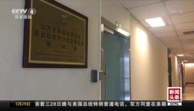 """朝鮮駐新大使館:對""""金特會""""相關事宜不知情"""
