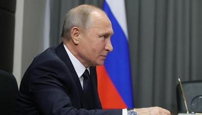 俄羅斯:普京簽署針對美國等國的反制裁法
