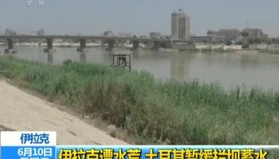 伊拉克遭水荒 土耳其暫緩攔壩蓄水
