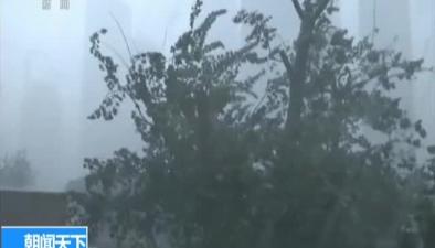 北京:遭遇大風雷雨冰雹天氣