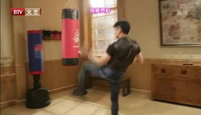 吳奇隆是跆拳道高手