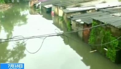 印度:南部暴雨成災 已致11人死亡