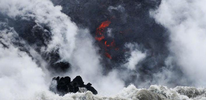 中國駐洛杉磯總領館提醒:中國公民謹慎參加夏威夷火山遊覽項目