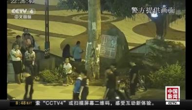 雲南:未成年人結夥飆車 警方整治