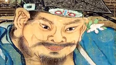 """兩千年前的""""花美男"""""""