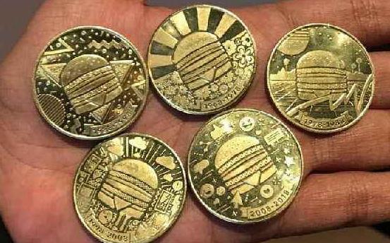 """麥當勞限量收藏幣""""身價""""暴漲數十倍 業內人士表示只具收藏意義"""