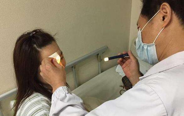 準新娘亂用日本網紅眼藥水 視力降至0.2