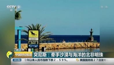 了解非洲:突尼斯牽手沙漠與海洋的北非明珠