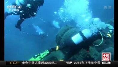 勇于挑戰 95歲老人水肺潛水創紀錄