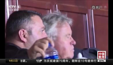 希丁克出任中國U21男足主教練