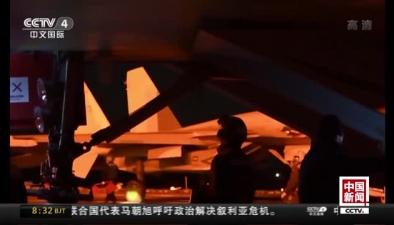 中國海軍艦載戰鬥機展開夜間航母起降