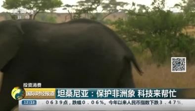 坦桑尼亞:保護非洲象 科技來幫忙