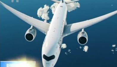 新加坡:19小時!新航開通全球最長航線