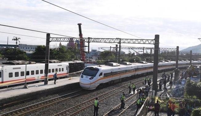 臺鐵承諾一周內完成所有普悠瑪列車特別檢查