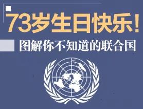 73歲生日快樂!圖解你不知道的聯合國