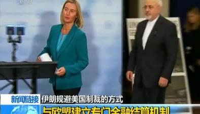新聞鏈接:伊朗規避美國制裁的方式
