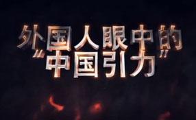 """外國人眼中的""""中國引力"""""""