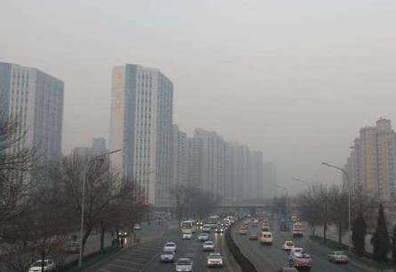 北方多地將現大氣重污染