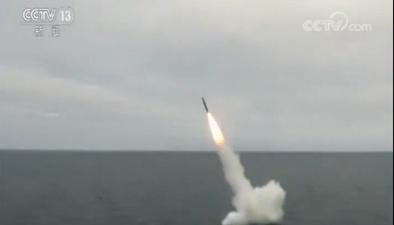 俄在白令海峽舉行海上軍演
