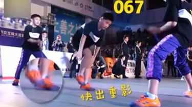 上海:1秒鐘跳繩9次 中國少年再破世界紀錄