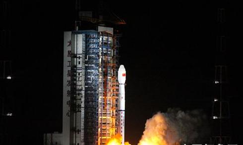 中國未來7年將發射9顆風雲衛星