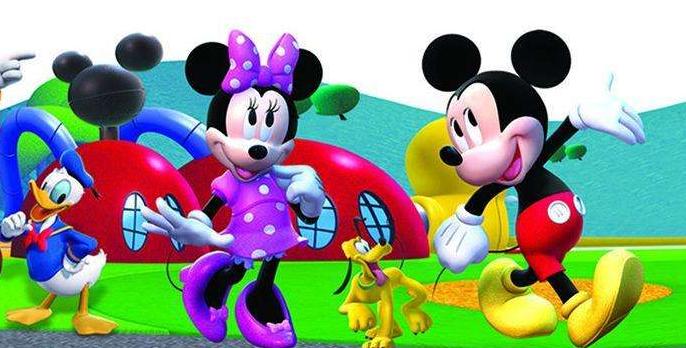 米老鼠90歲生日 英國倫敦將拍賣米老鼠經典海報