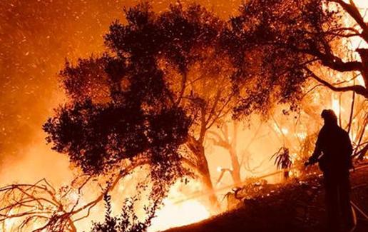 美國:加州南北地區山火已致79人遇難