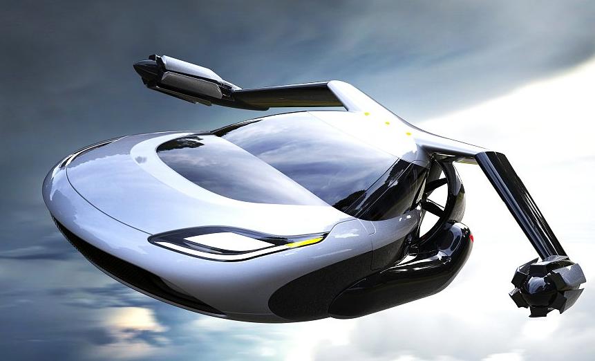 在天上開車 日本要在2020年投入使用