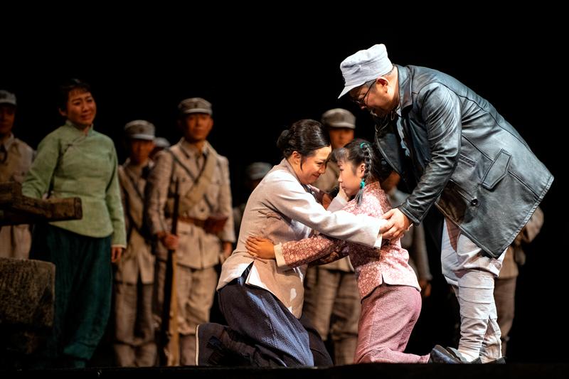 """這部獲""""五個一工程""""獎的民族歌劇要來上海了"""