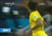 巴西3:1逆轉克羅地亞 疑似假摔獲點球