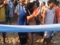 微視世界杯:樊玲遭遇球迷強吻