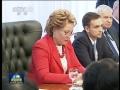 李克強會見俄羅斯聯邦委員會主席