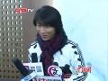 陳羽凡帶兒子支持公益